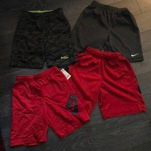 Nike shorts - size 7